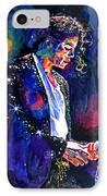 The Final Performance - Michael Jackson IPhone Case
