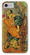 The Good Samaritan After Delacroix 1890 IPhone Case