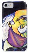 The Plainsmen - Buffalo Bill Cody IPhone Case