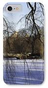 Through The Branches 1 - Central Park - Nyc IPhone Case