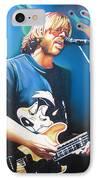 Trey Anastasio And Lights IPhone Case