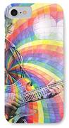 Trey Anastasio Rainbow IPhone Case