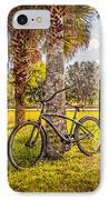 Tropical Bicycle IPhone Case