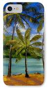 Tropical Paradize IPhone Case