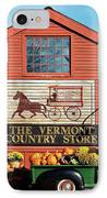 Vermont Country Store IPhone Case