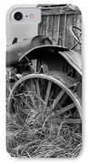 Vintage Farm Tractor IPhone Case