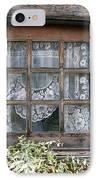 Window At Old Santa Fe IPhone Case