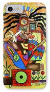 Ya Mon 2 No Steal Drums IPhone Case