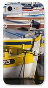 Cassis Boats IPhone Case