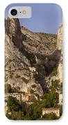 Moustier-sainte-marie IPhone Case