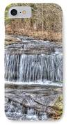 Top Of The Upper Falls IPhone Case