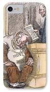Wilson Cartoon, 1913 IPhone Case