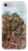 Volcano Batur IPhone Case