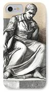 Giovanni Cassini, Italian Astronomer IPhone Case