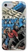 American Civil War, Battle Of Malvern IPhone Case