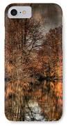 Autumn's End IPhone Case