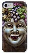 Bacchus God Of Wine IPhone Case