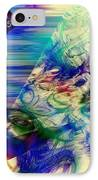 Bending Time IPhone Case