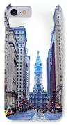 Broad Street Avenue Of The Arts IPhone Case