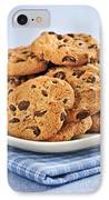 Chocolate Chip Cookies IPhone Case