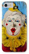 Clown Toy Game IPhone Case