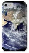 Digitally Enhanced Image Of The Full IPhone Case