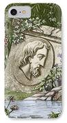 Dioscorides, Ancient Greek Physician IPhone Case