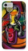 Drinks IPhone Case