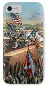 Fall Of Petersburg, 1865 IPhone Case