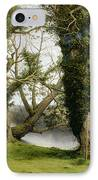 George Herbert At Bemerton IPhone Case