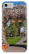 Jackson Hole IPhone Case