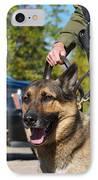 Law Enforcement. IPhone Case