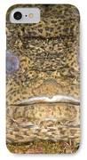 Leopard Toadfish IPhone Case