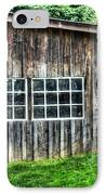Little Brown Shed IPhone Case