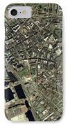 Liverpool, Uk, Aerial Image IPhone Case