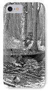Maple Syrup, 1877 IPhone Case