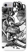 Mother Goose: Wife IPhone Case
