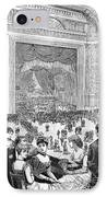 New York Charity Ball, 1884 IPhone Case