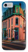 Sewickley 1  IPhone Case