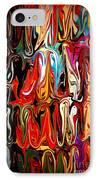 Spirit Of Mardi Gras IPhone Case
