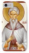 St John Climacus IPhone Case