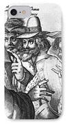 The Gunpowder Rebellion, 1605 IPhone Case