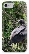Turkey Vulture - Buzzard IPhone Case