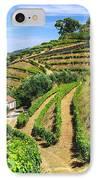 Vineyard Landscape IPhone Case