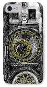 Bw Prague The Horologue At Oldtownhall IPhone Case