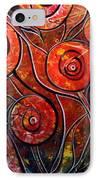 Exotic Foliage IPhone Case
