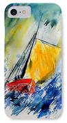 Watercolor  280308 IPhone Case