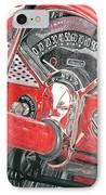 1955 Chevrolet Bel Air IPhone Case