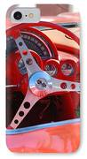 Little Red Corvette IPhone Case
