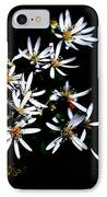 A Black And White Study IPhone Case